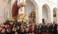 Música y tradición en un primaveral San Blas 2020 en Cabanillas