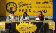 """Medio centenar de alumnos del """"Brianda"""" celebrarán el jueves 13 el Día Mundial de la Radio en directo en RADIO ARREBATO"""