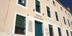"""Padres del Colegio La Milagrosa de Cuenca reclaman a la Junta que mantenga """"la adscripción directa"""" a la ESO con el centro educativo La Sagrada Familia"""