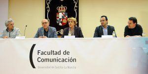 Periodistas y académicos abordan en la UCLM los retos de la comunicación en la sociedad actual