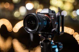Sony aumenta la gama de objetivos de fotograma completo con la introducción del nuevo objetivo prime FE 20 mm F1.8 G de gran apertura y ultra gran angular