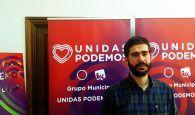 UNIDAS PODEMOS-IU pregunta por la adjudicación del contrato de piscinas del Ayuntamiento
