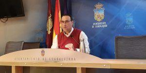 """Vox Guadalajara registra nueve enmiendas a los presupuestos municipales para """"disminuir el gasto público y bajar los impuestos a los vecinos de Guadalajara"""""""