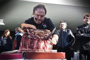 Alfonso Fernández se clasifica para la gran final del Campeonato Nacional de Parrilleros que se celebrará en Salón Gourmets