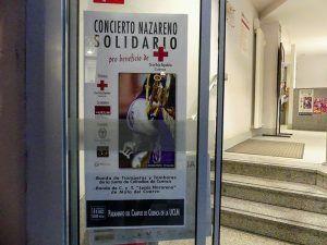 Aplazado el Concierto Nazareno Solidario