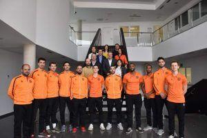 La Diputación de Cuenca apoyará y colaborará al Basket Quintanar en sus aspiraciones de ascenso a LEB Plata