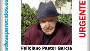 Buscan a un hombre de 86 años desaparecido en Guadalajara