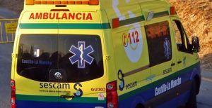 CCOO-FSC CLM exige al Sescam y a las empresas del Transporte Sanitario la entrega inmediata a sus plantillas de EPIs adecuados y suficientes