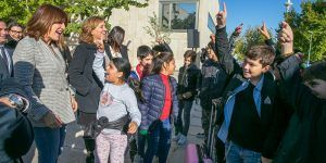 Cerca del 90 por ciento de los centros educativos de Castilla-La Mancha han organizado actividades esta semana para celebrar el Día de la Mujer