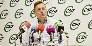 CSIF reclama la creación de un cuerpo autonómico de técnicos de prevención de riesgos laborales para bajar la siniestralidad laboral