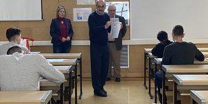 Dos estudiantes de Toledo y uno de Ciudad Real representarán a la región en la fase nacional de la Olimpiada de Química