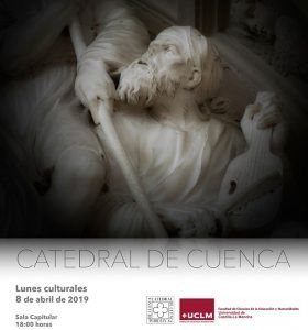 """El académico de la RACAL, Pedro Miguel Ibáñez, presenta """"La Pequeña edad del hielo en la catedral y otras historias de la ciudad sumergida"""""""