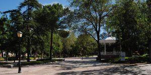 El Ayuntamiento de Guadalajara cierra los parques de la ciudad  ante la previsión de fuertes rachas de viento