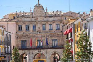 El coronavirus obliga a aplazado el examen para cinco plazas de bombero-conductor del Ayuntamiento de Cuenca previsto para el 14 de marzo