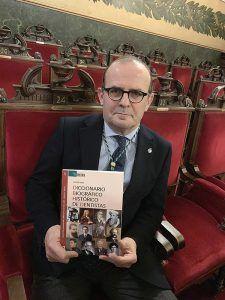 El doctor seguntino Javier Sanz, premiado por la Fundación Siglo Futuro