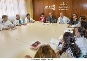 El Gobierno de Castilla-La Mancha destaca la respuesta ejemplar que está ofreciendo el sistema sanitario regional ante el coronavirus