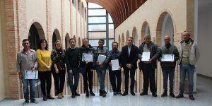 El Gobierno regional ha facilitado la contratación de diez personas en Iniesta a través de un programa RECUAL para mejorar espacios públicos