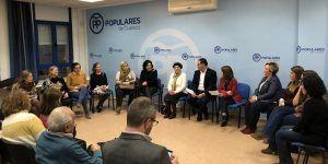 El PP de Cuenca destaca la labor de las mujeres en el municipalismo como un valor fundamental