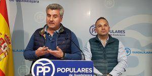 """El PP de Guadalajara critica """"la pésima gestión e incapacidad"""" de Page en la crisis del coronavirus"""
