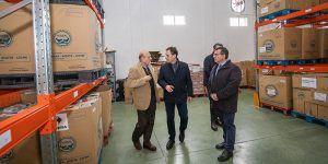 El Programa Operativo de Ayuda Alimentaria distribuye 1.551.105,40 kilos de alimentos en Castilla-La Mancha