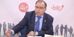 """El PSOE apunta que la falta de material afecta a toda España, """"gobierne quien gobierne"""""""