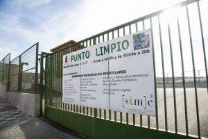 El Punto Limpio de Cuenca mantiene únicamente el servicio de recogida de cadáveres de animales domésticos