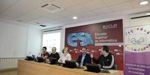 Estudiantes de la Escuela Superior de Informática de la UCLM diseñan la nueva web de la Asociación de niños prematuros