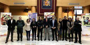 """Inaugurada la exposición de Cruz Roja Cuenca """"Igualdad de Género en Perspectiva"""""""