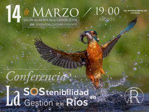 La Amigos de los Ríos de Cuenca organiza una conferencia en el Día Internacional de los Ríos