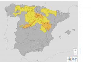 La DGT recomienda informarse del estado de las carreteras al coronavirus se le suma la nieve