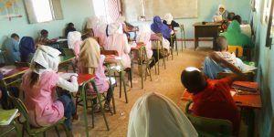 La UCLM celebra en el campamento saharaui de Dajla la I Olimpiada Matemática, suspendida en diciembre ante la alerta terrorista