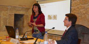 Las patologías protagonizan las conferencias de la tarde del viernes en la XXXIX Feria Apícola Internacional de Pastrana