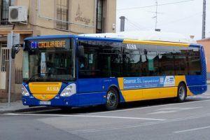 Los viajeros del autobús urbano en Guadalajara descienden un 85 por ciento por la cuarentena