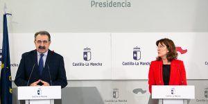 El Gobierno de Castilla-La Mancha afronta esta semana de lucha contra el coronavirus con más experiencia, mayor adquisición de material y mayor actividad diagnóstica y de tratamiento