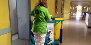 STV Gestión llega a Castilla-La Mancha para hacerse cargo del servicio de limpieza sanitaria de la provincia de Cuenca