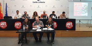 UGT CLM elegirá su nueva ejecutiva en el VIII Congreso Regional del 14 de octubre de 2020