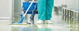 UGT pide buscar soluciones para mejorar la protección del personal de limpieza en los centros sanitarios y residencias de CLM