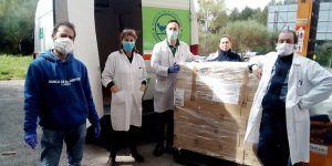 El Banco de Alimentos de Cuenca redobla sus esfuerzos en plena crisis por el coronavirus
