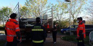 Cuatro bomberos y un policía local del Ayuntamiento de Guadalajara, positivos por coronavirus