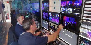 Sony equipa a Canal Sur con cámaras HXC-FB80 de alta definición