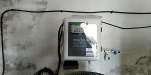 El Ayuntamiento de Brihuega instala nuevos cloradores automáticos en los depósitos de agua que abastecen el municipio