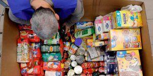 El banco de alimentos de Huete, a disposición de todos aquellos que lo necesiten