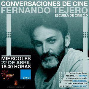 El Centro Joven de Cuenca organiza encuentros digitales con los actores Fernando Tejero y Juan Diego Botto