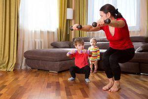 El Gobierno regional ofrece consejos al alumnado y sus familias sobre hábitos saludables y actividad física en casa durante el confinamiento
