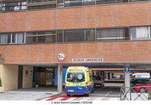 El Hospital de Guadalajara cuenta a día de hoy con 184 pacientes ingresados por Covid-19, 126 menos que el último día del mes de marzo