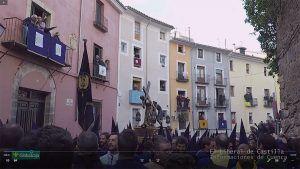 El Liberal de Castilla e Informaciones de Cuenca retransmiten, en vivo, la Procesión Camino del Calvario y En el Calvario