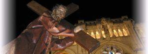Este Jueves Santo, a partir de las 1630 horas, en vivo la Procesión de Paz y Caridad en El Liberal de Castilla e Informaciones de Cuenca