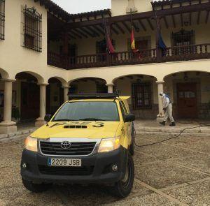 GEACAM supera las 1.500 actuaciones en la provincia de Cuenca llegando a más de 300 núcleos de población