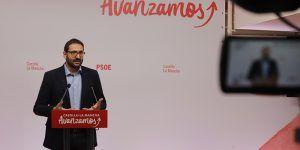 """Gutiérrez destaca el """"paso en la buena dirección"""" del Gobierno de CLM y los partidos para alcanzar un pacto que sea ejemplo en España"""