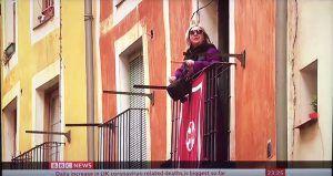La BBC se hace eco del sentir nazareno de Cuenca durante el Viernes Santo de Cuenca